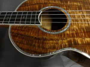Baritone Ukulele - Zimnicki Guitars